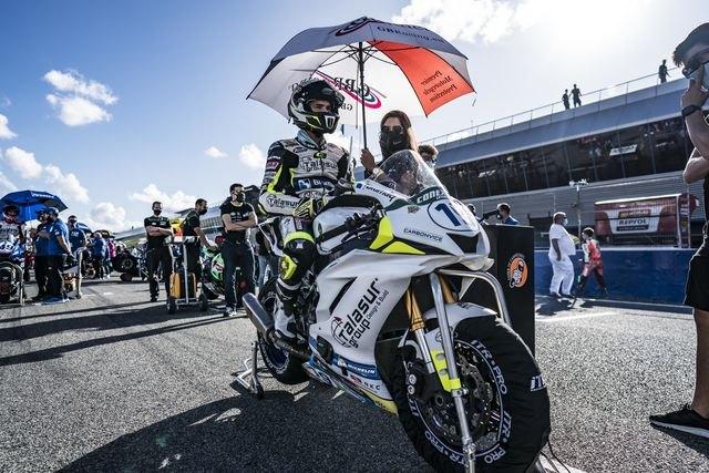 El H43 Team, subcampeón de España de Supersport 600 - 2, Foto 2