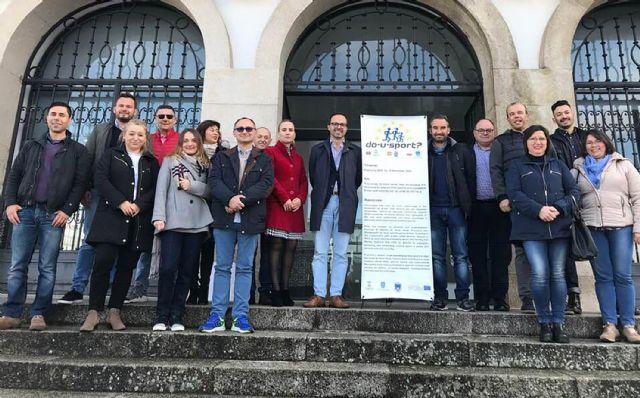 El proyecto europeo 'DoUSport' concluye con una conferencia final en Portugal - 2, Foto 2