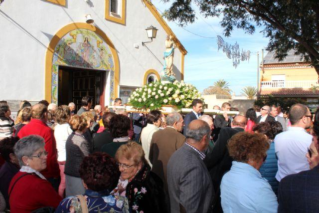 Cientos de vecinos rindieron homenaje a su patrona, la Purísima Concepción - 2, Foto 2