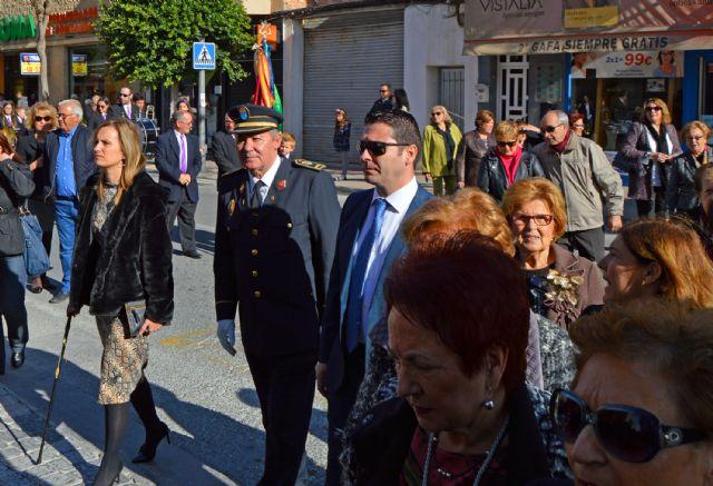 La Purísima Concepción recibe el cariño de la Policía Local torreña - 3, Foto 3