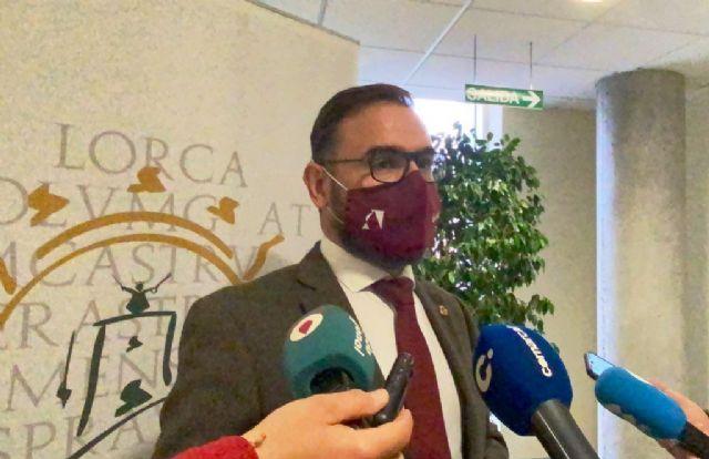 El alcalde de Lorca apela a la responsabilidad individual para que se puedan seguir levantando las restricciones sanitarias en el municipio - 1, Foto 1