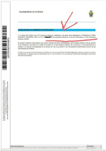 El PP pide la dimisión del concejal de VOX por solicitar en una moción el cierre del CAVI - 2, Foto 2