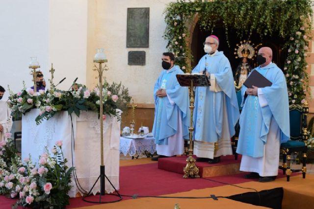Misa en honor a la patrona, la Purísima Concepción - 1, Foto 1