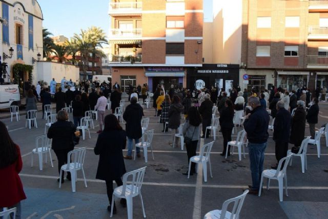 Misa en honor a la patrona, la Purísima Concepción - 3, Foto 3