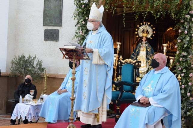 Misa en honor a la patrona, la Purísima Concepción - 4, Foto 4