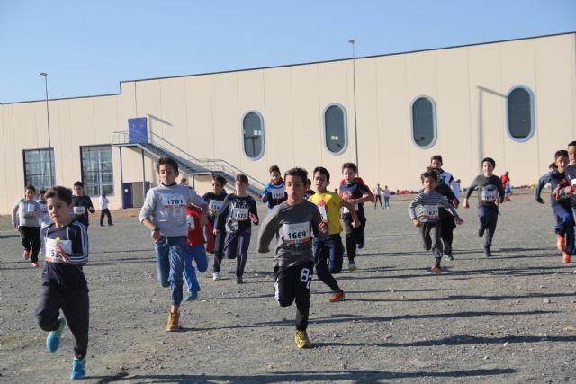 Más de 300 niños participan en el circuito de Cross Escolar de Puerto Lumbreras - 2, Foto 2