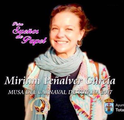 Miriam Peñalver García será La Musa y Juan Pedro Pérez Martínez será Don Carnal de los Carnavales de Totana 2017, Foto 2