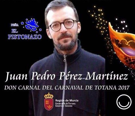 Miriam Peñalver García será La Musa y Juan Pedro Pérez Martínez será Don Carnal de los Carnavales de Totana 2017, Foto 3