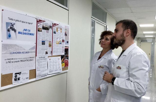 ELPOZO ALIMENTACIÓN sensibiliza a sus trabajadores sobre el uso responsable del agua, Foto 1