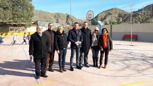 El Ayuntamiento concede licencia para ejecutar la ampliación del colegio de La Hoya lo que supondrá la creación de 5 nuevas aulas para primaria e infantil - 2, Foto 2