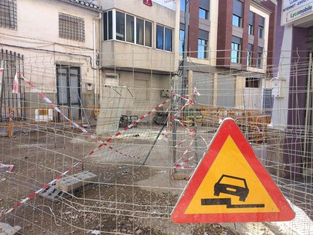 Se abrirá al tráfico la calle Cánovas del Castillo a partir de la semana del 22 de enero, en cuanto finalicen las obras de asfaltado, Foto 2