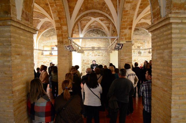 El Programa de Visitas Guiadas Gratuitas de la Concejalía de Turismo de Molina de Segura incrementa en 2018 un 76% el número de visitantes con respecto al año anterior - 1, Foto 1