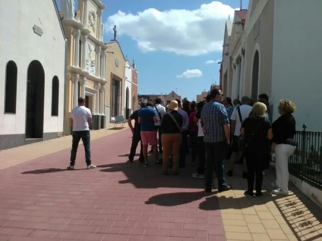 El Programa de Visitas Guiadas Gratuitas de la Concejalía de Turismo de Molina de Segura incrementa en 2018 un 76% el número de visitantes con respecto al año anterior - 2, Foto 2