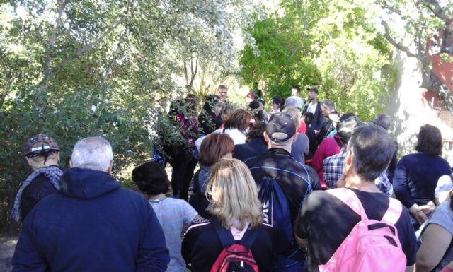 El Programa de Visitas Guiadas Gratuitas de la Concejalía de Turismo de Molina de Segura incrementa en 2018 un 76% el número de visitantes con respecto al año anterior - 4, Foto 4