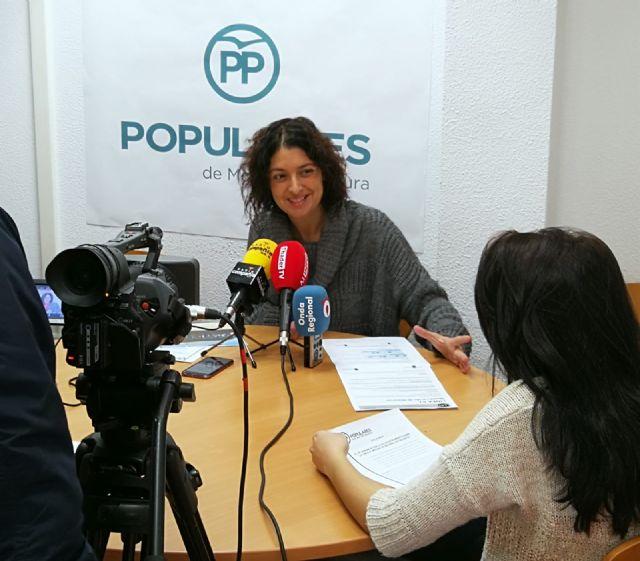 El PP denuncia que la alcaldesa miente sobre la Línea 51 Molina de Segura-Los Valientes - 1, Foto 1