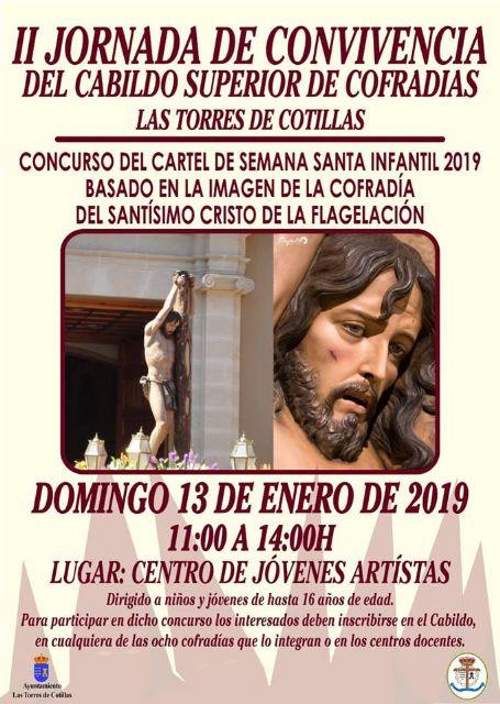 Los niños dibujan la Semana Santa de Las Torres de Cotillas - 1, Foto 1