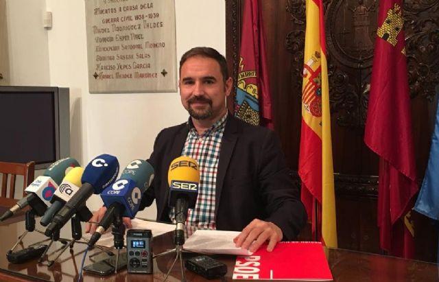 Diego José Mateos apuesta por mejorar la conexión a internet en zonas rurales del municipio de Lorca con mala cobertura - 1, Foto 1