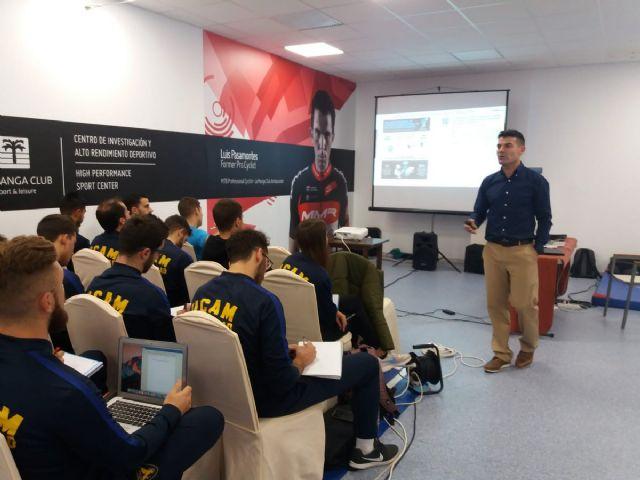 Profesores de 'Primera División' en los postgrados de la UCAM - 1, Foto 1