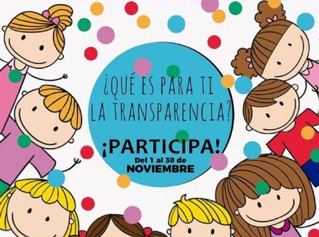 Los alumnos de primaria que mejor hayan expresado la Transparencia serán premiados en el Colegio San Félix - 1, Foto 1