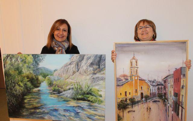 Magdalena Caballero y Mari Cruz Fernández ganan I Concurso de Artistas Locales - 1, Foto 1