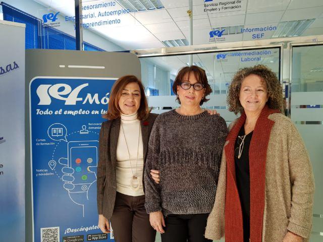 El paro se redujo en casi 200 personas en Mazarrón y Alhama de Murcia en 2018, Foto 1