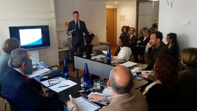 Lorca defiende su entrada en la Red de Juderías de España como plataforma de difusión internacional del patrimonio judío, con la Sinagoga como referente más destacado - 2, Foto 2