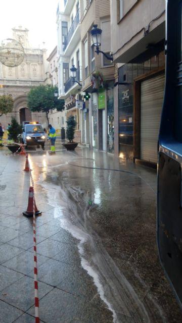 El dispositivo especial de limpieza del Ayuntamiento continúa trabajando hasta el 20 de enero - 3, Foto 3