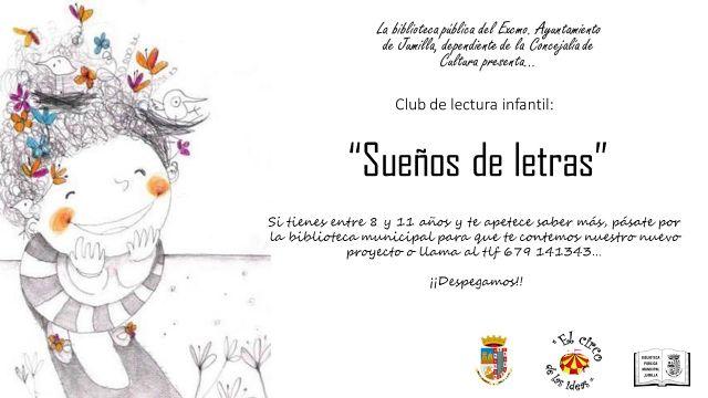 La Biblioteca Municipal de Jumilla pone en marcha de nuevo dos clubes de lectura - 2, Foto 2