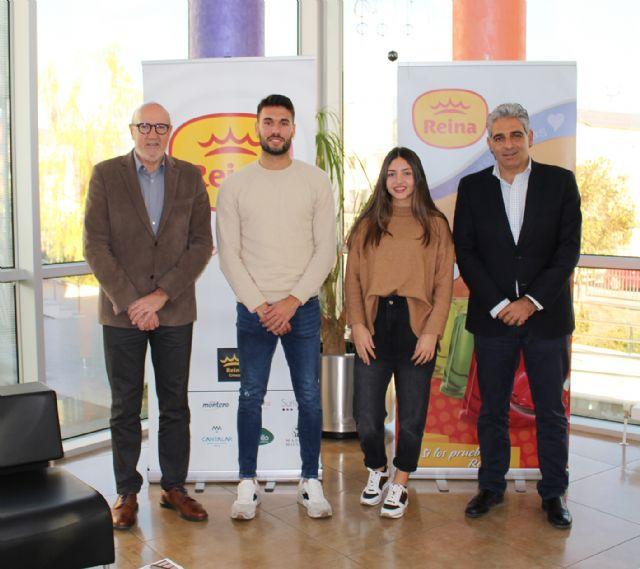 Postres Reina renueva el contrato de patrocinio deportivo con Pedro Vera y Nuria Vivancos - 1, Foto 1