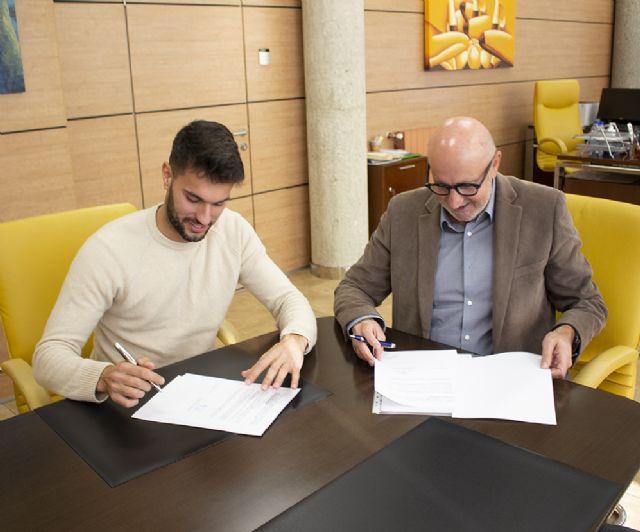 Postres Reina renueva el contrato de patrocinio deportivo con Pedro Vera y Nuria Vivancos - 2, Foto 2