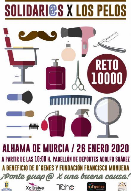 El próximo 26 de enero tendrá lugar en Alhama de Murcia