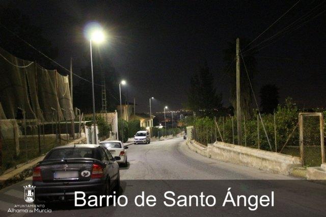El Ayuntamiento renueva otras 700 farolas con iluminación LED, Foto 2