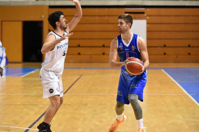 Hozono Global Jairis cierra la primera vuelta con una derrota en Tarragona - 2, Foto 2