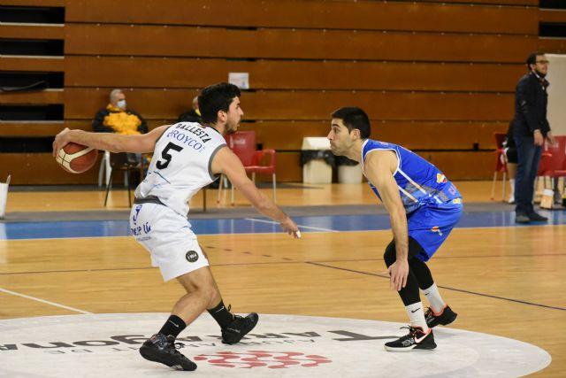 Hozono Global Jairis cierra la primera vuelta con una derrota en Tarragona - 4, Foto 4