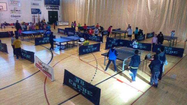 The Local Phase of School Sports Table Tennis was attended by 69 Totana schoolchildren, Foto 6
