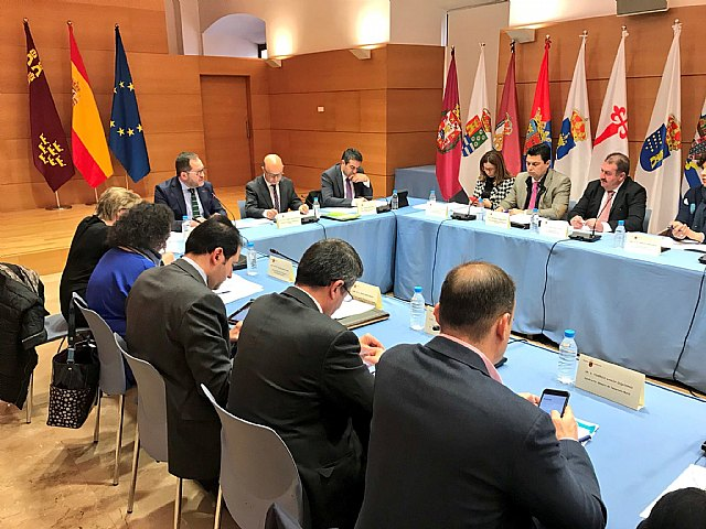 El Consejo Regional de Cooperación Local aprueba el reparto de 4 millones para el Plan de pedanías, Foto 1