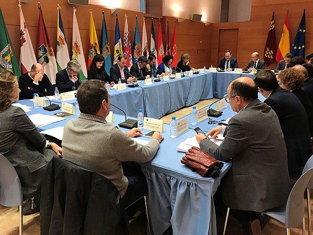 El Consejo Regional de Cooperación Local aprueba el reparto de 4 millones para el Plan de pedanías, Foto 2