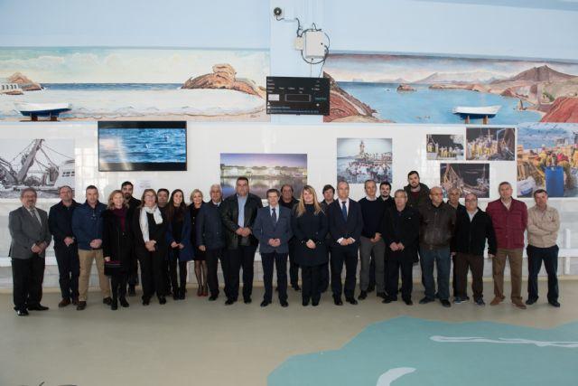 La lonja de Puerto de Mazarrón potencia su imagen como centro turístico interpretativo, Foto 3