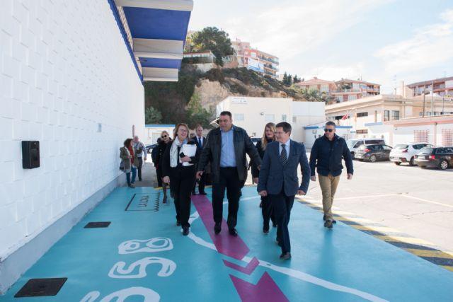 La lonja de Puerto de Mazarrón potencia su imagen como centro turístico interpretativo, Foto 4
