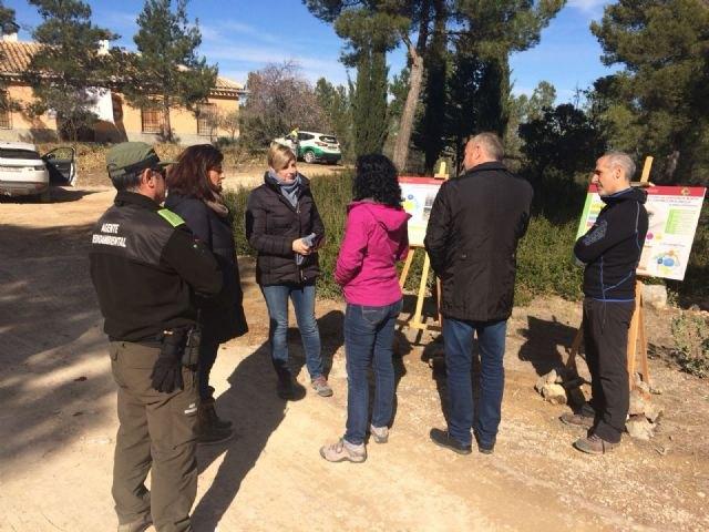 La Comunidad desarrolla trabajos de prevención de incendios con aprovechamiento de la biomasa sobre 391 hectáreas de Mula - 1, Foto 1