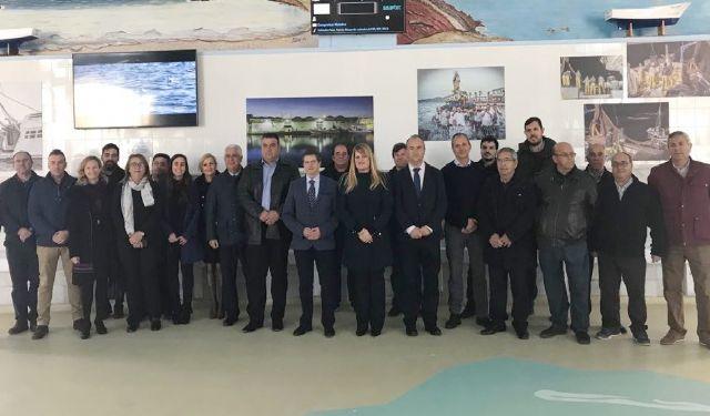 La Comunidad financia un museo en la Lonja de Mazarrón para compatibilizar la actividad pesquera con el turismo, Foto 1