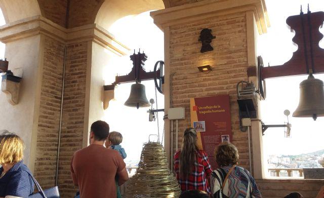 Se contabilizan 5.700 visitas al yacimiento de La Bastida y m�s de 400 visitantes al Museo de la Torre durante el año 2018, Foto 5