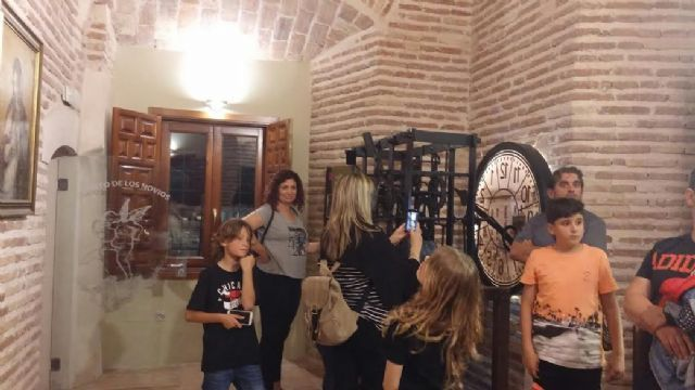 There are 5,700 visits to the La Bastida site and more than 400 visitors to the Torre Museum during 2018 - 7