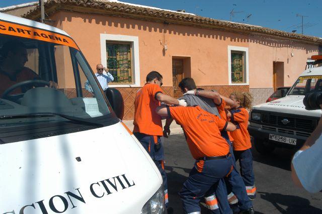 Ciudadanos reclama al menos una ambulancia propia y un dron para el nuevo servicio de Protección Civil en Cartagena - 2, Foto 2