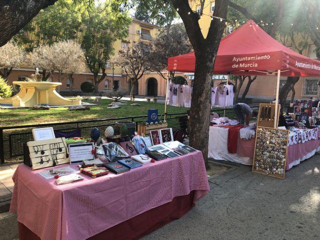 Decenas de personas visitan Vistabella para disfrutar del mercado creativo 'La Placica de los Patos' - 4, Foto 4
