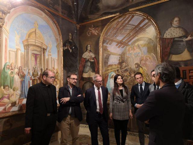 Visita al santuario de Santa María La Real de las Huertas de Lorca - 1, Foto 1