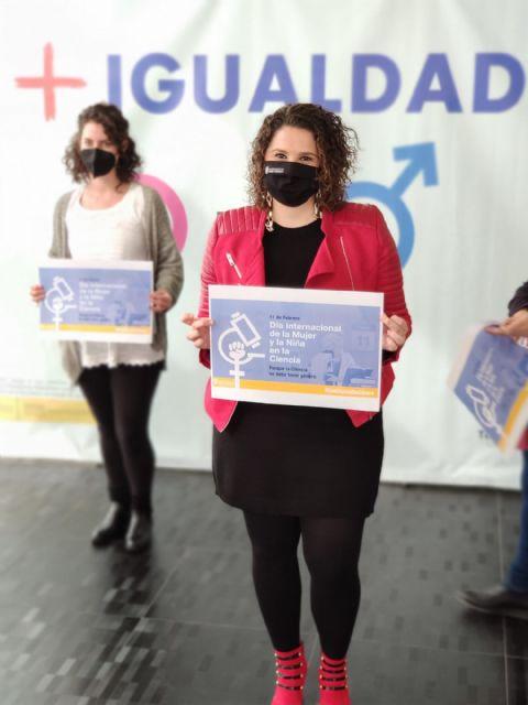 Torre Pacheco celebra el Día Internacional de la Mujer, la Niña y la Ciencia - 3, Foto 3