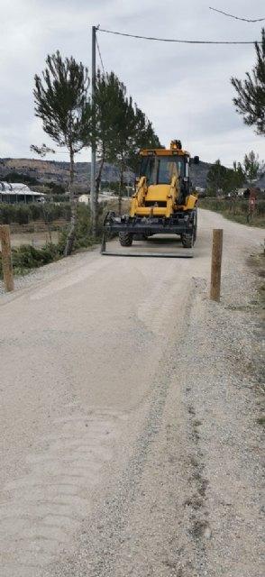 La concejalía de Obras y Servicios sigue trabajando en la adecuación de los espacios públicos del municipio - 1, Foto 1