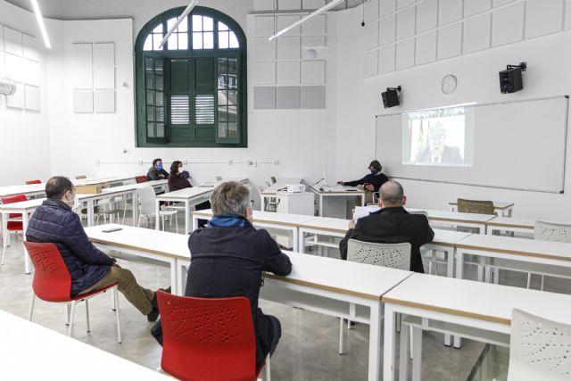 ISEN, centro adscrito de la UMU, acoge la presentación de una guía para internacionalización de las pymes de manera segura - 3, Foto 3