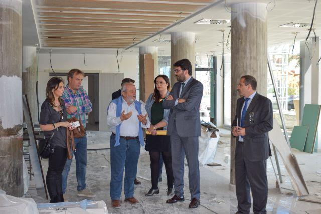 El director general del Instituto de Turismo visita el hotel Dos Playas de Mazarrón - 1, Foto 1